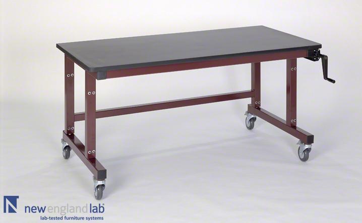 TWD Hydraulic Hand Crank Table 04