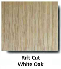 Rift Cut White Oak