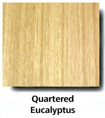 Quartered Eucalyptus