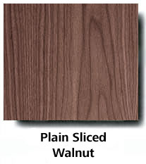 Plain Sliced Walnut