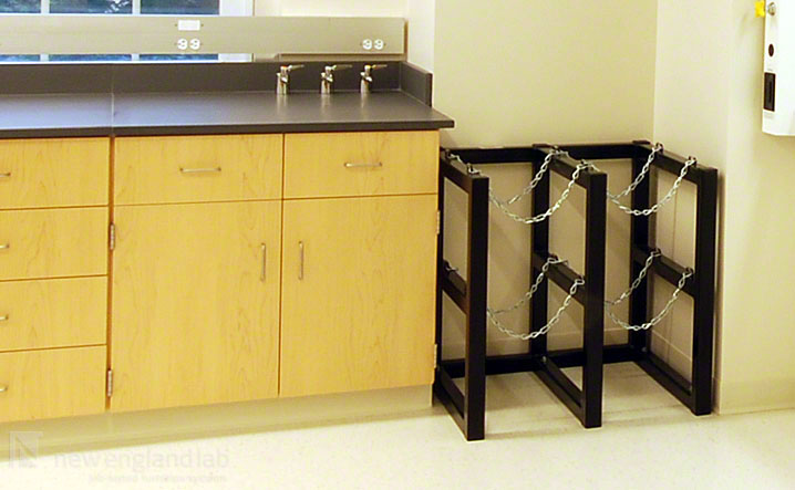 Gas Cylinder Accessories Lab Equipment New England Lab