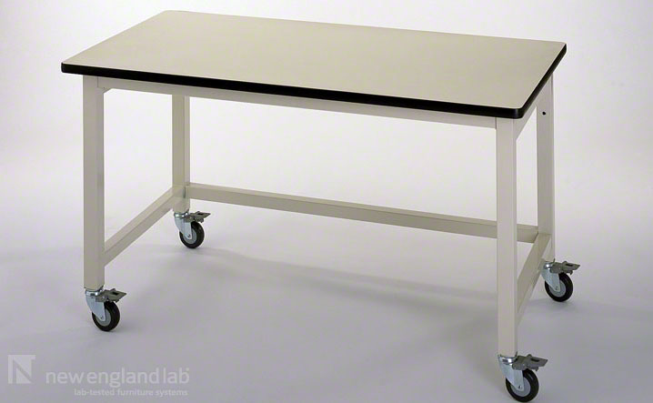 Fixed H Leg Tables Lab Tables Amp Carriers New England Lab