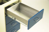 Lab Furniture - Full Extension Stainless Steel Drawer Body